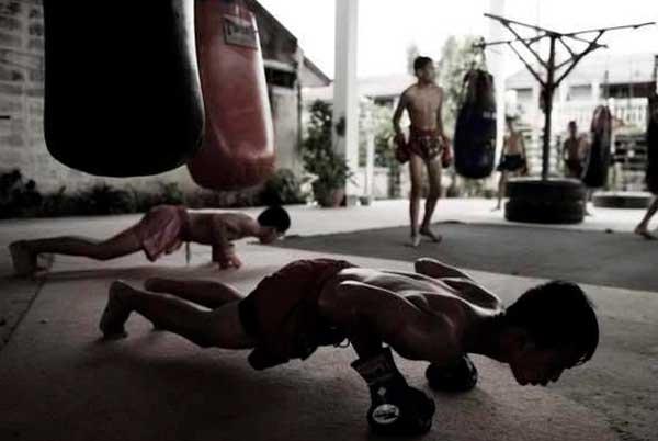 Тайский бокс или силовые тренировки