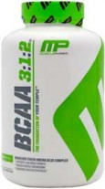 Muscle Pharm BCAA 3:2:1 240 капс.